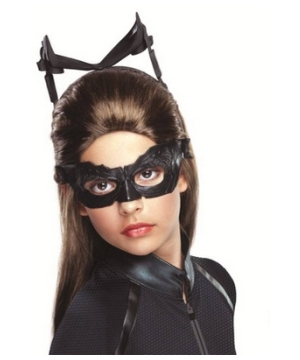 Catwoman Kids Wig