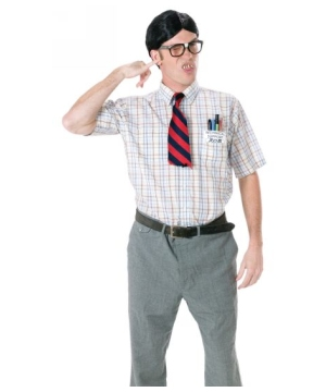 Nerd Adult Costume Kit