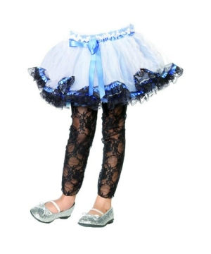 Blue Petticoat Child - Girls Tutu