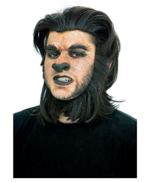 Werewolf Nose Prosthetic