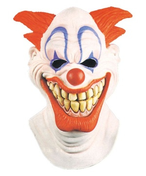 Clown Adult Mask