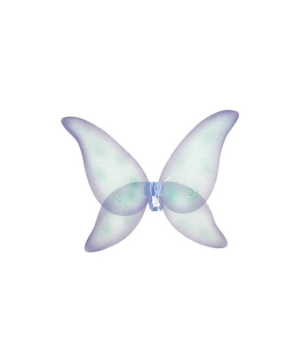 Adult Fairy Wings Purple/blue/green