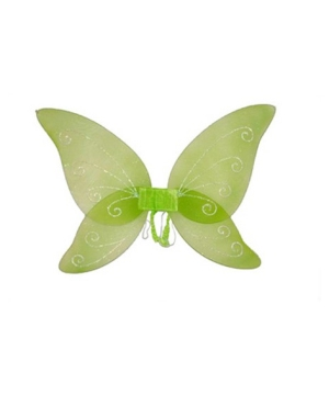 Wings Child Tinker Bell Green Wings