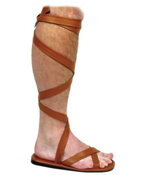 Roman Sandal Mens Shoes