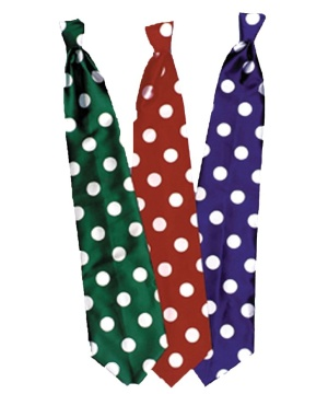Long Clown Tie