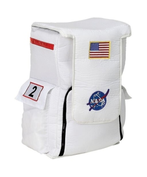 Astronaut Back Pack Costume Accessory