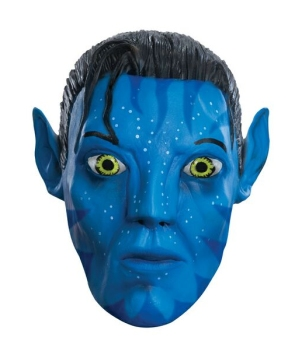 Avatar Jake Mask - Adult Mask