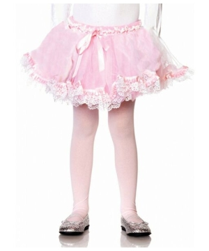 Pink Petticoat Child - Tutu Child Costume Accessory