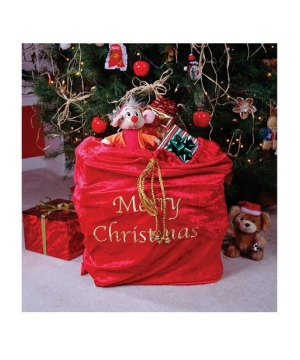 Santa Sack Christmas Costume Accessory