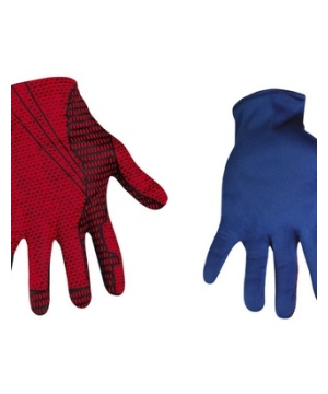 The Amazing Spiderman Men Gloves