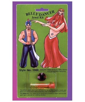 Belly Dancer Jewel