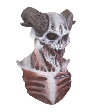 Devil Skull Adult Mask