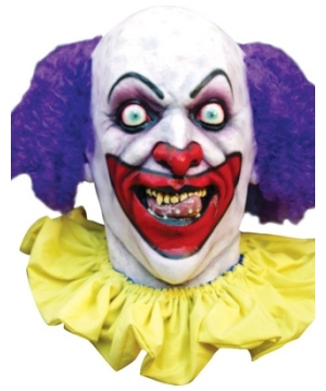 Lust Clown Adult Mask