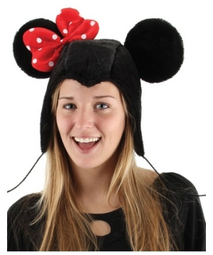 Minnie Ears Disney Hat