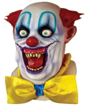 Rico The Clown Adult Mask