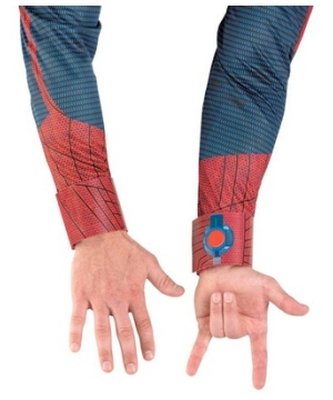 Spiderman Men Web Shooters