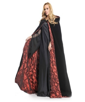 Velvet Adult Cape Deluxe Accessory