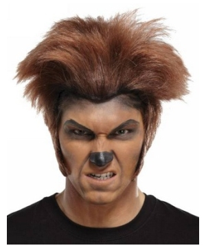 Wolfman Adult Wig