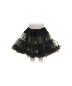 Black Petticoat Kids Tutu