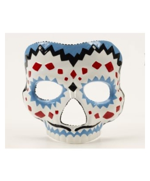 Festival Day Of The Dead Adult Mask