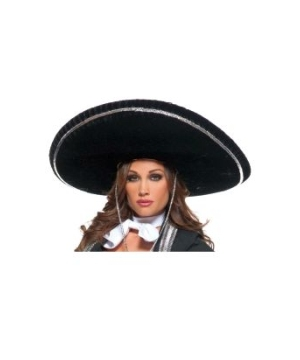 Mariachi Adult Hat