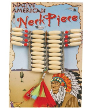 Native American Neckpiece Accessory