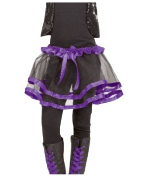 Purple Ribbon Kids Tutu