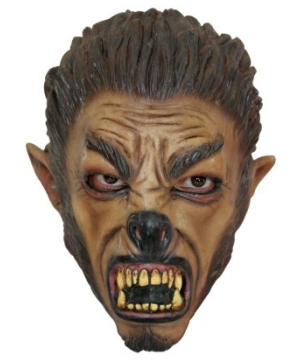 Wolf Latex Boys Mask