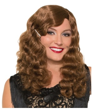 20s Socialite Flapper Wig