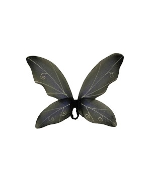 Adult Fairy Wings Blue/black