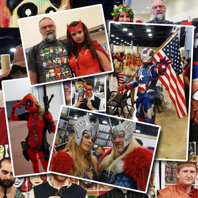 A Sea of Geeks: An Unofficial Guide To Florida Supercon