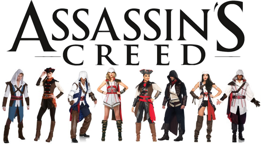 Assassin S Creed Costumes More Popular In Light Of Movie
