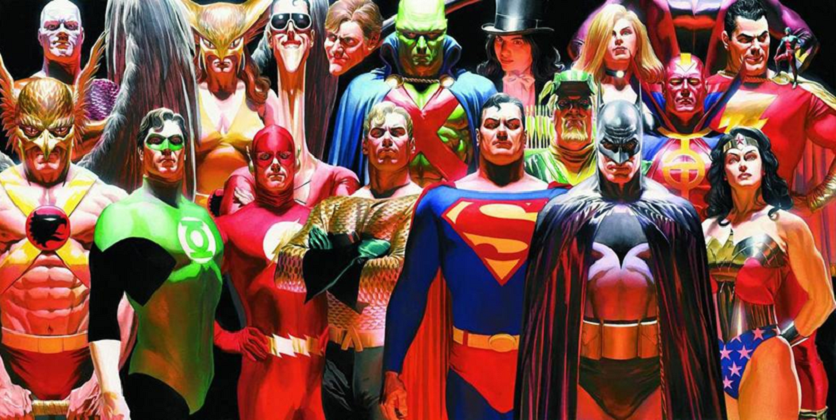 Remembering Classic Dc Superhero Men S Costumes