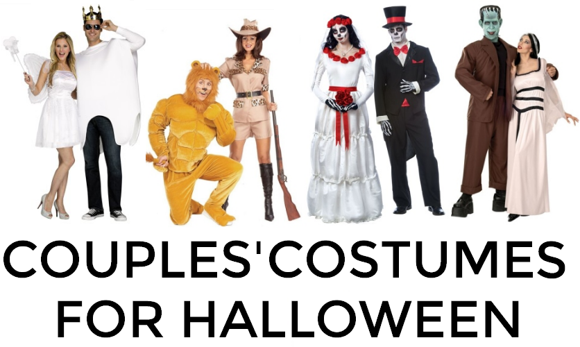 sc 1 st  Wonder Costumes & Creative Couples Costumes: Ideas for Halloween