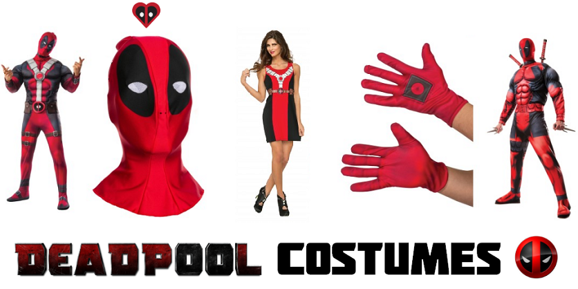 The best halloween costumes of 2016 all about this season deadpool solutioingenieria Choice Image