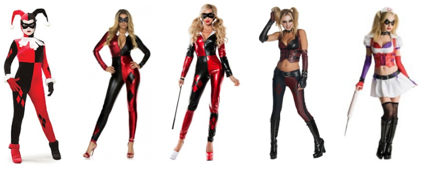 Suicide Squad S Harley Quinn Costume Is For Her Puddin