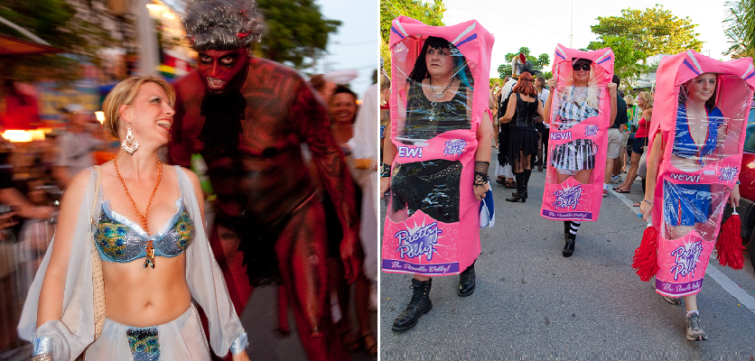 Fantasy-Fest-Awesome-Costumes-in Key-West