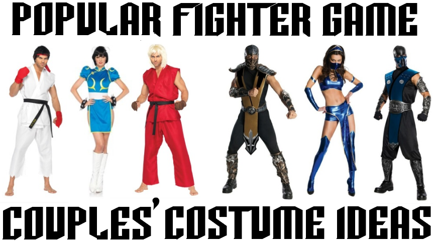 Fighter-Game-Couples-Costumes