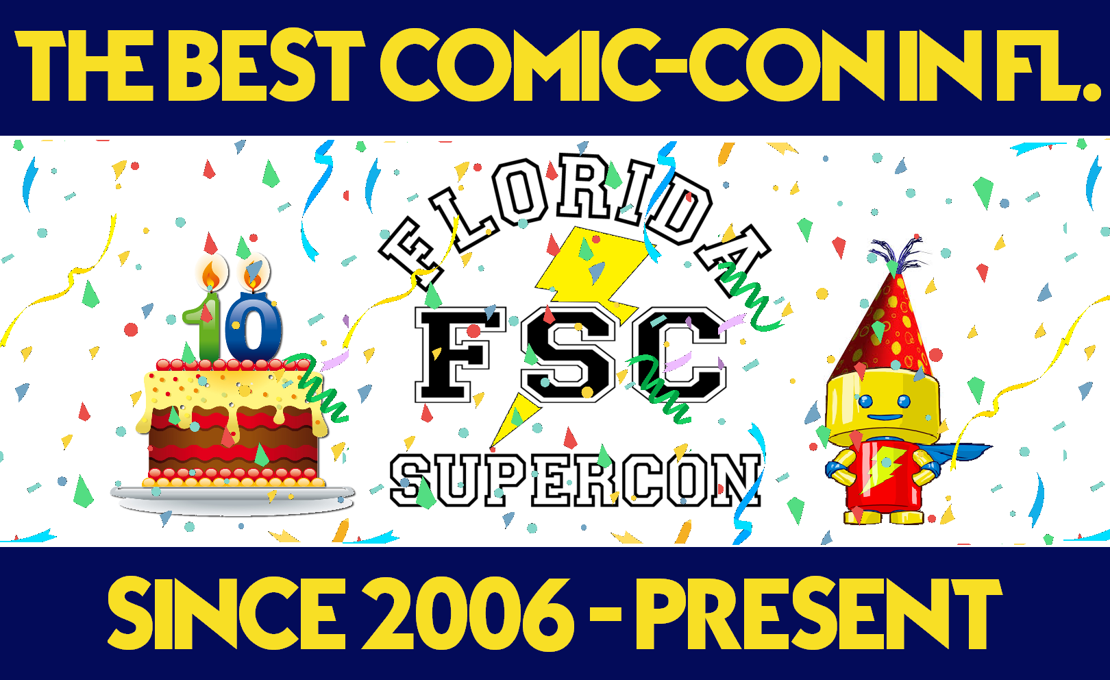 Florida Supercon: 10 Years of the Best Cosplay in Miami