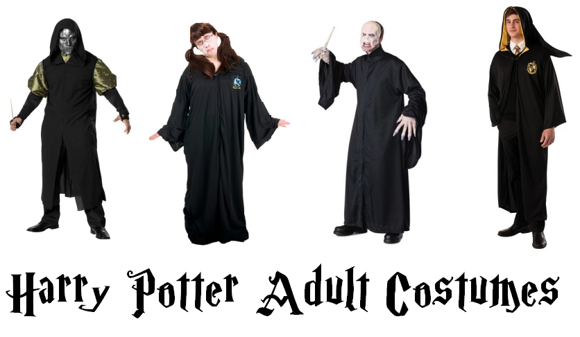 harry potter costumes why they aren 39 t just for kids. Black Bedroom Furniture Sets. Home Design Ideas