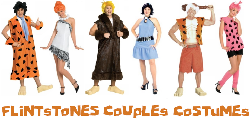 Ideas-for-Flintstones-Couples-Costumes