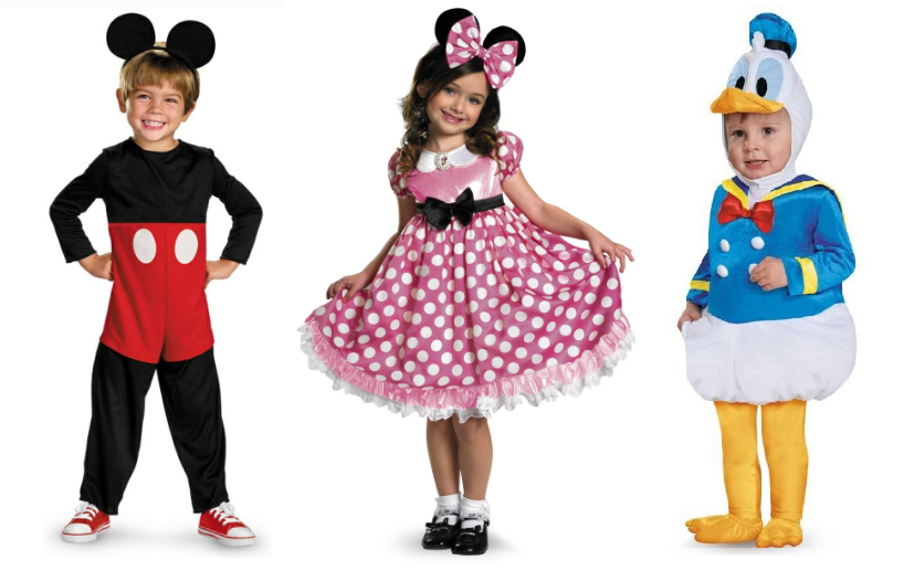 Mickey-and-Friends-Costumes