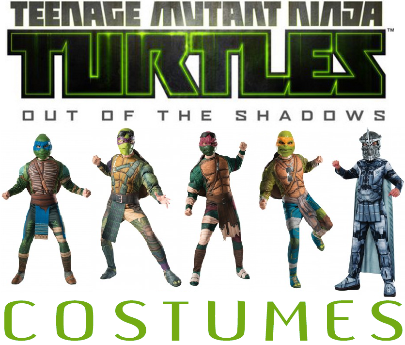 Ninja-Turtles-Out-of-the-Shadows-Costumes-2016