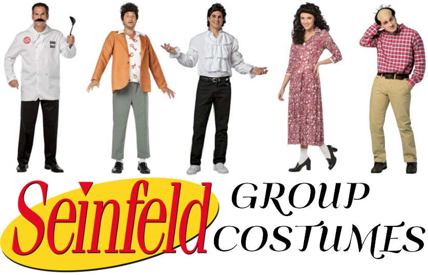 Seinfeld-Group-and-Couples-Costumes