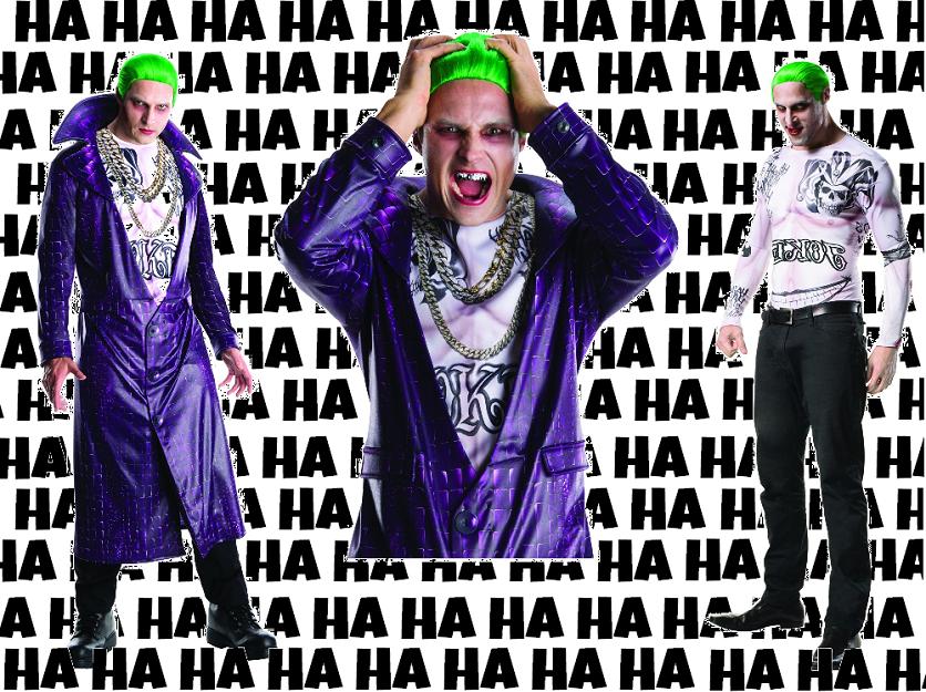 Suicide Squad Joker <b>Costume</b>: <b>Joke&#39;s</b> on <b>You</b>, Fanboys!