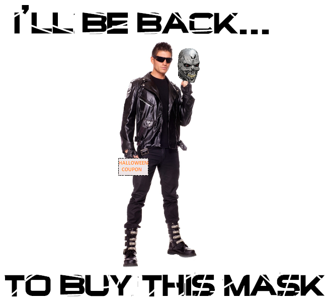 Terminator-Costumes-Return-Shopper-at-Costumes-Store