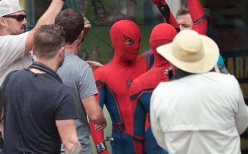 & Why Itu0027s Good for Spider-Manu0027s New Costume to Be Less CGI