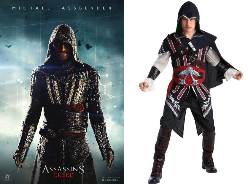 Will Film Revamp Interest In Assassin S Creed Costumes