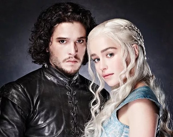 Jon-and-Daenerys