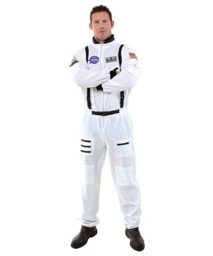 Astronaut Adult plus size Costume
